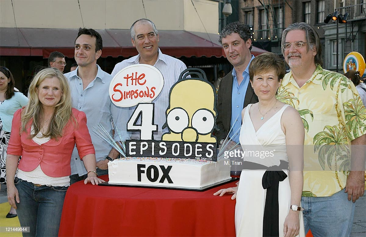The Simpsons 400 Episodes Strong
